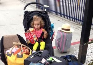 kad putujete s djetetom