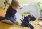 prati dječju odjeću