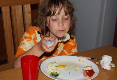 povrće u dječjoj hrani
