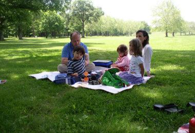 obiteljski piknik