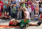 cirkuski ulični festival