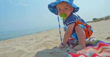 kako zaštititi djecu od sunca