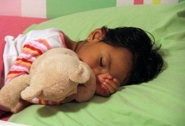 dijete trebalo ići na spavanje