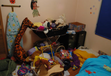 pospremanje dječjih igračaka