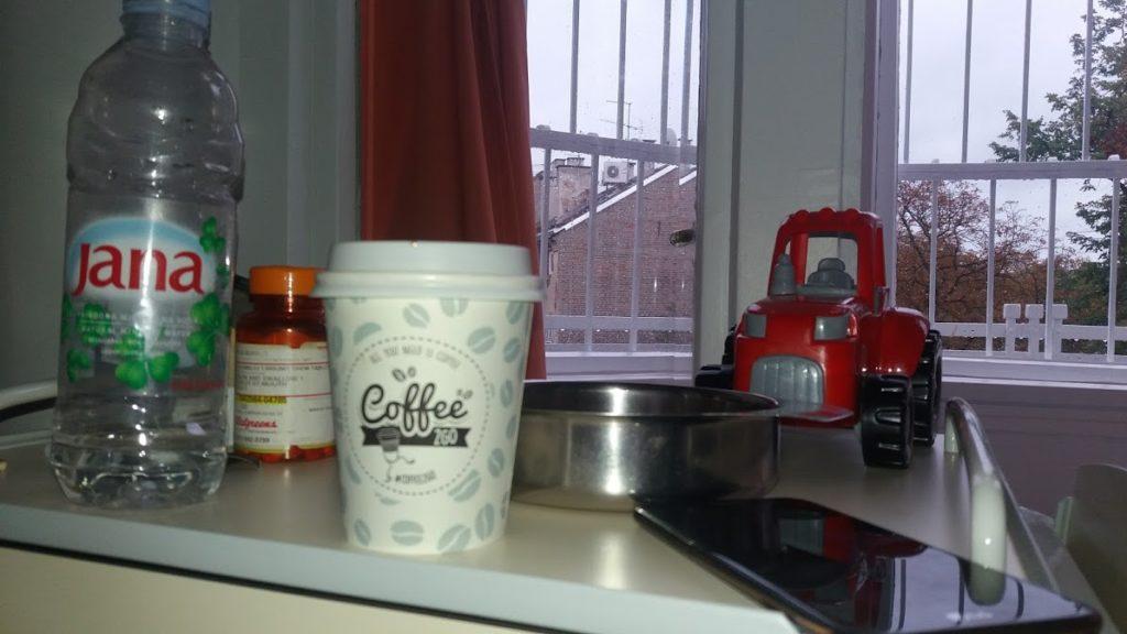 popiti kavu