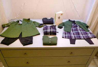dječjoj odjeći za jesen