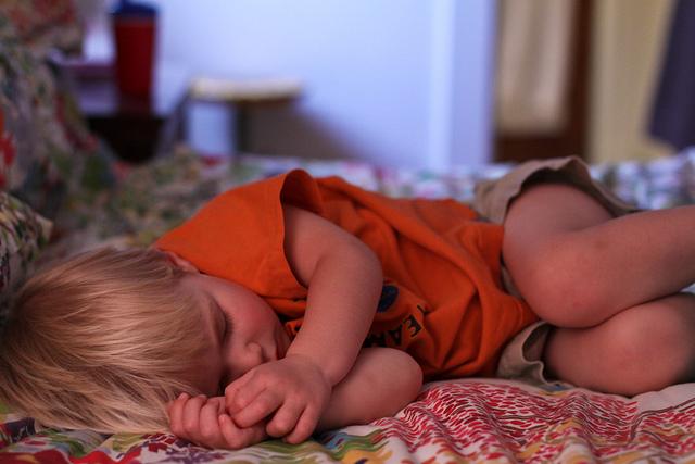 dijete na liječenje