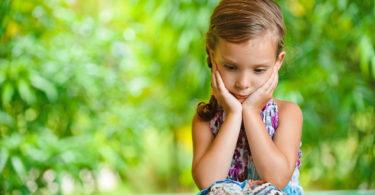 znak djetetove depresije