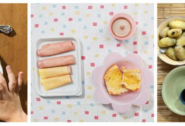 što doručkuju djeca