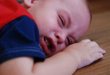 dječjih tantruma