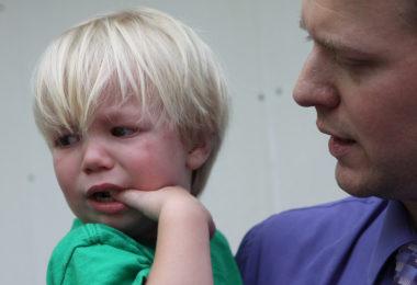 dijete sklonije jednom roditelju