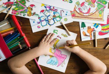 organizirati dječje radove