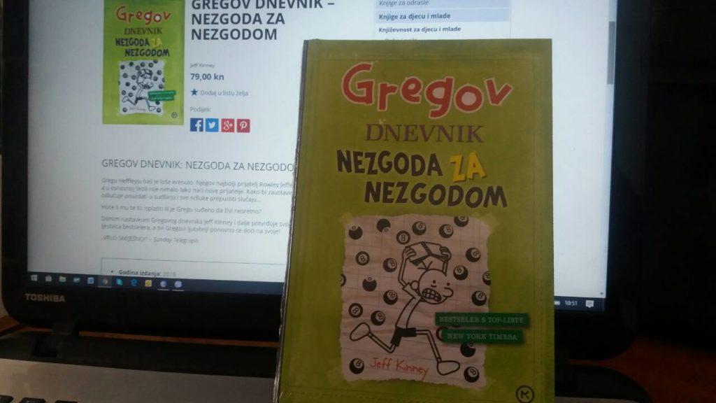 Gregov dnevnik