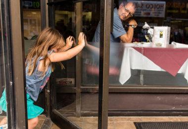 u restoran s djetetom