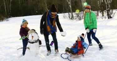 zimskih aktivnosti