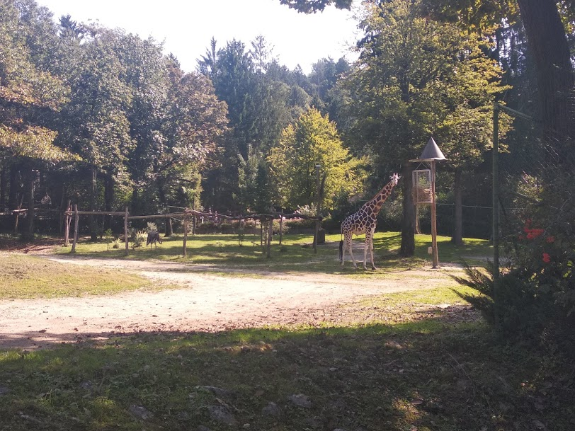 zoološki vrt u ljubljani