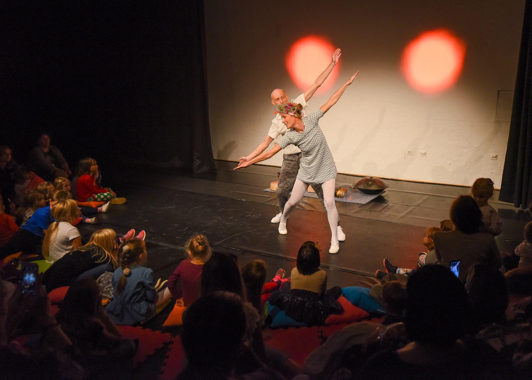 Dječji festival plesa Kliker – prvi potez prema uvođenju plesa kao predmeta u škole
