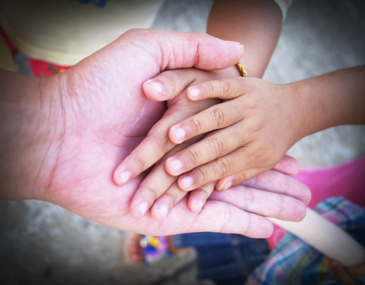 Kako razgovarati s djetetom o različitim rasama