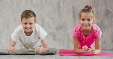 djeca trebaju vježbati