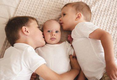 pomoć oko bebe