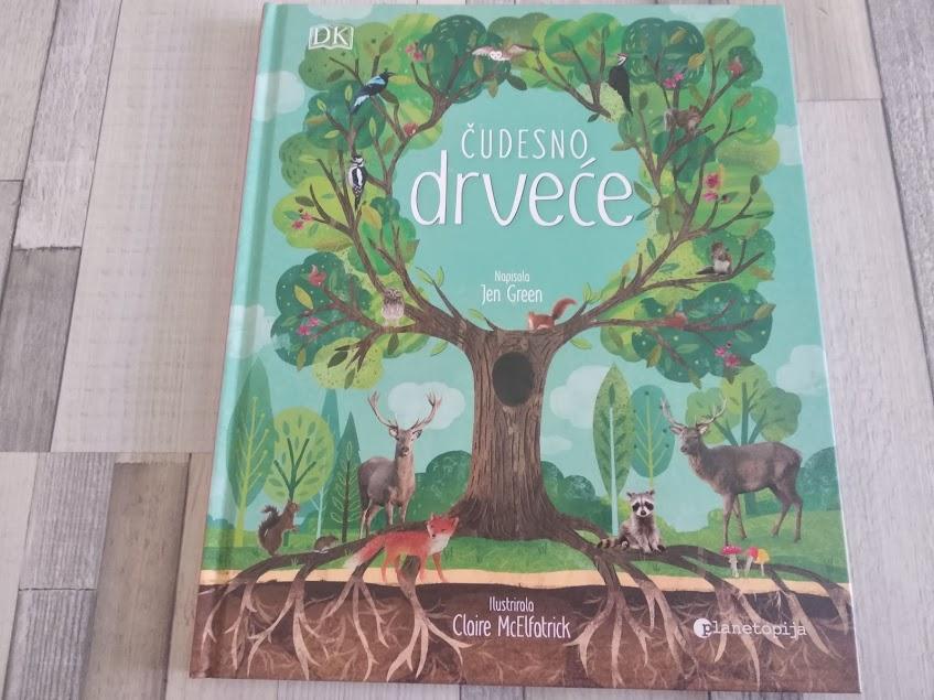 """Dobitnik knjige """"Čudesno drveće"""""""