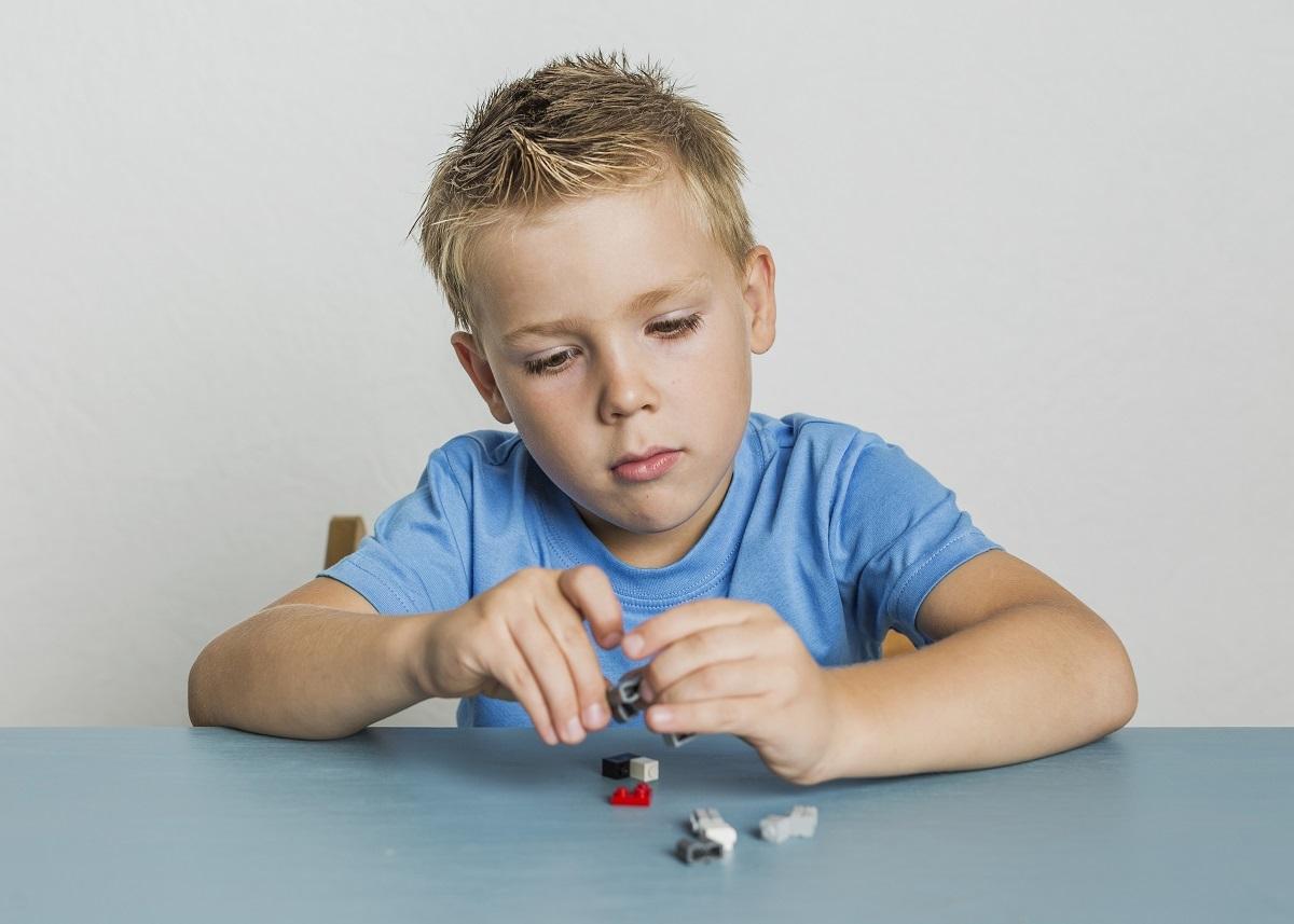 Lego kocke kao oruđe za cjelokupni razvoj djeteta