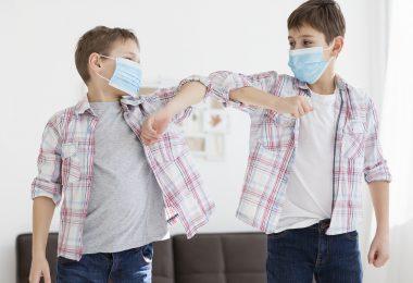 razmak između djece