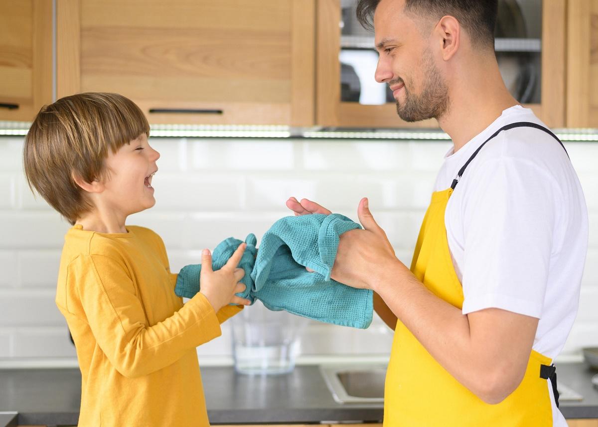 Životne vještine koje možete učiti dijete od prvog razreda