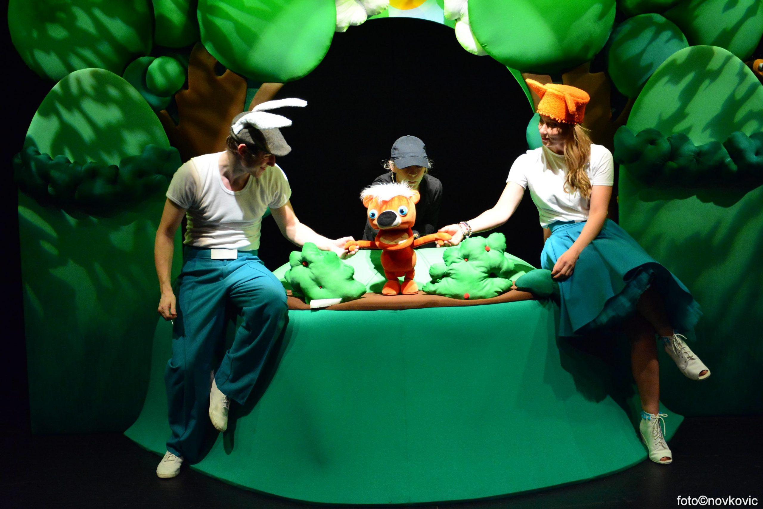 Dječja kazališta otvaraju svoja vrata, u subotu pogledajte predstavu Medo Đuro kod zubara