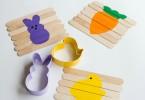 puzzle od sladolednih štapića