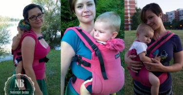 radionica nošenja beba